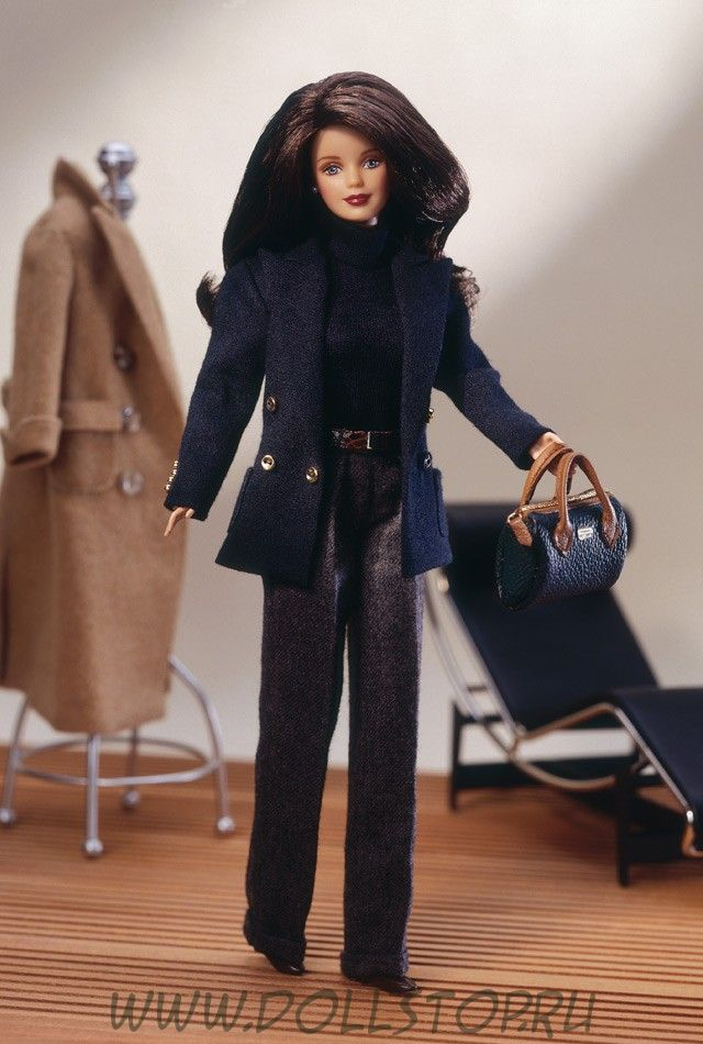 Коллекционная кукла Барби Ральф Лорен - Ralph Lauren Barbie Doll