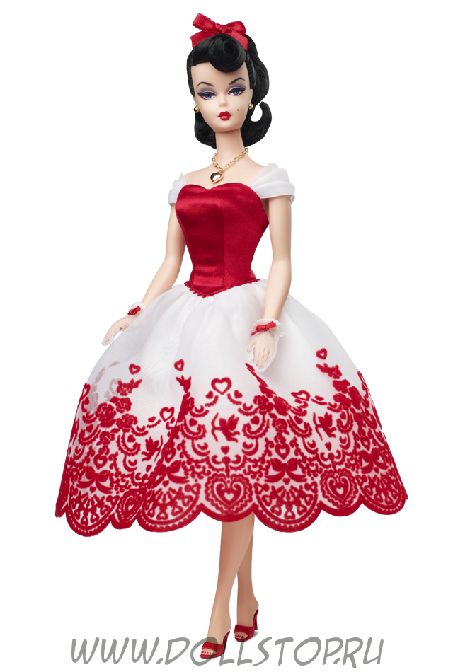 Коллекционная кукла Барби Поцелуй Купидона - Cupid's Kisses Barbie Doll