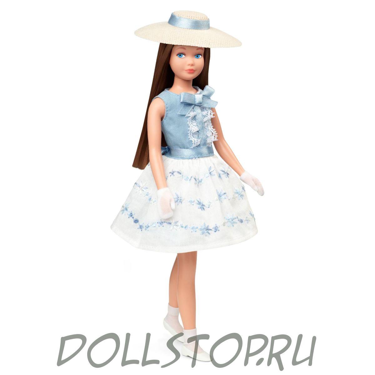 Коллекционная кукла Скиппер Брюнетка - Skipper 50th Anniversary Doll - Brunette