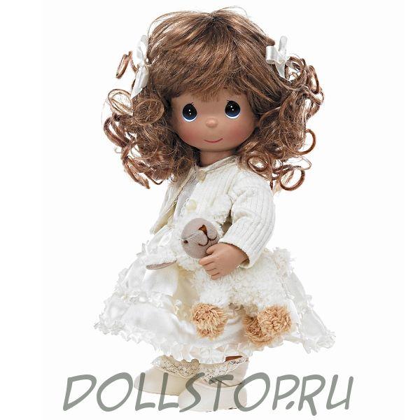 Коллекционная кукла Драгоценные моменты Сладкие сны  - брюнетка - Ewe so sweet  - Brunette, Precious Moments