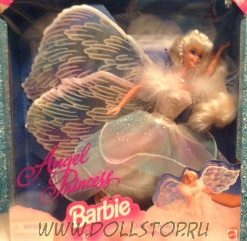 Кукла Барби Принцесса Ангел - Angel Princess Barbie Doll 1996 Mattel